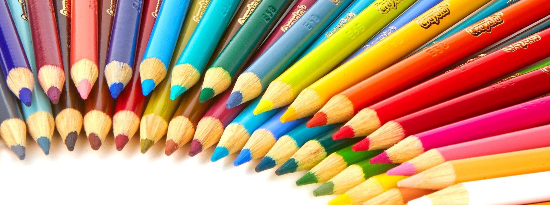 Crayola Colored Pencils - Shop Colored Pencils | Crayola | Crayola ...